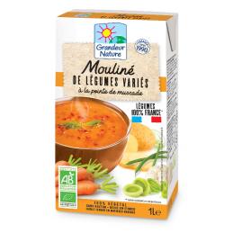 Seitan en tranches 2x125g soy