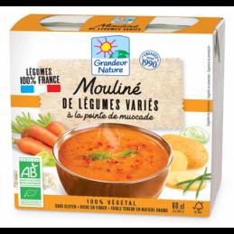 Grinioc millet champignons...