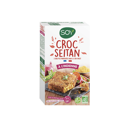 Croc tofou shitakes...
