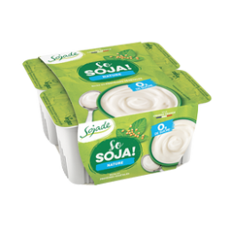 Fromage blanc nature 4x100g...
